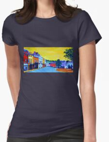 Donegal Town, Ireland Womens Fitted T-Shirt