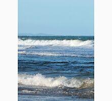 Waves and distant headlands in Queensland Unisex T-Shirt