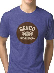 Genco Olive Oil Tri-blend T-Shirt