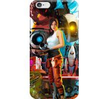 Portal 2 iPhone Case/Skin