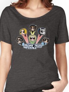 The Clone Club Girls Women's Relaxed Fit T-Shirt