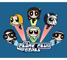 The Clone Club Girls Photographic Print