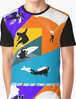 Evolution of the Species Graphic T-Shirt