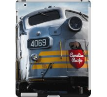 The Canadian Pacific iPad Case/Skin