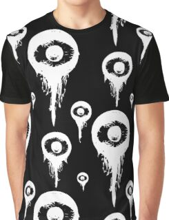 Floating Eyes Graphic T-Shirt