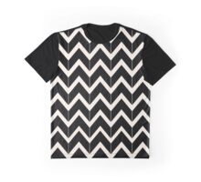 Black & Ivory Graphic T-Shirt