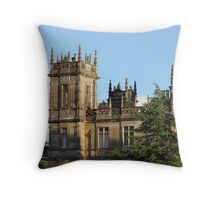 Highclere Castle (Downton Abbey) Throw Pillow