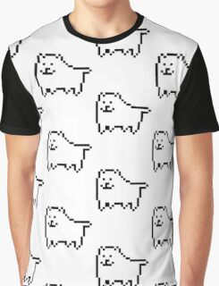 undertale - annoying dog Graphic T-Shirt