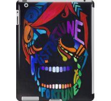 Fortune vs Misfortune  iPad Case/Skin