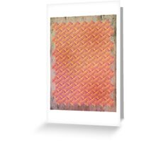 Neon Knit Greeting Card