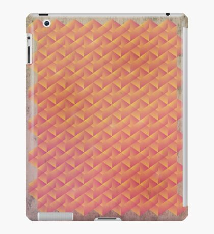 Neon Knit iPad Case/Skin