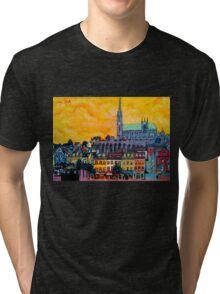 Cobh IV, Cork, Ireland Tri-blend T-Shirt