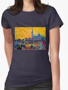 Cobh IV, Cork, Ireland Womens Fitted T-Shirt