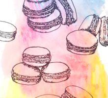 Macarons!! Sticker