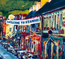 Kenmare 2011 Sticker