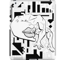 Leviathan Lamuel in its Element iPad Case/Skin
