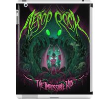 Aesop Rock - The Impossible Kid iPad Case/Skin