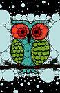 Curiosity Never Killed an Owl by Beth Thompson