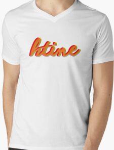Htine pt 3 Mens V-Neck T-Shirt