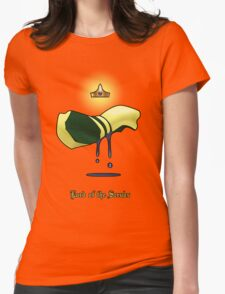 Lord of the Scrubs Womens Fitted T-Shirt