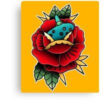 Ocarina Flower Canvas Print