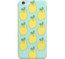 Time to Make the Lemonade iPhone Case/Skin