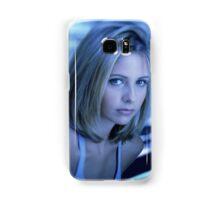 Buffy Blue Samsung Galaxy Case/Skin