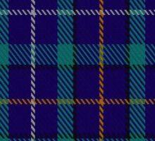 00766 Baptist Union of Scotland Tartan Sticker