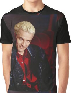 Spike Smirk Graphic T-Shirt
