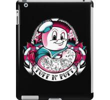 Tuff N' Puft iPad Case/Skin