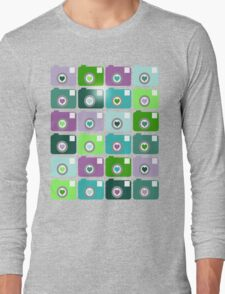 Camera Love Long Sleeve T-Shirt