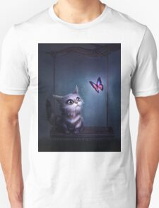 A Butterfly Told Me Unisex T-Shirt