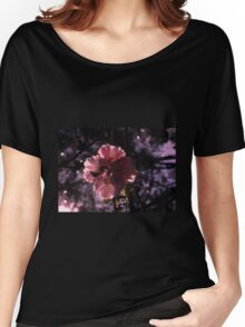 Floral Luminosity Women's Relaxed Fit T-Shirt
