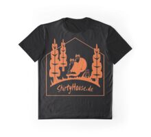 ShirtyHouse Cats Graphic T-Shirt