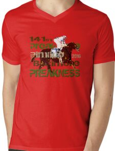141st Preakness Triple Crown  Horse Racing Mens V-Neck T-Shirt