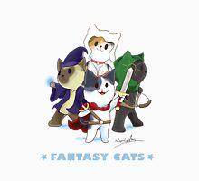 Fantasy Cats Unisex T-Shirt