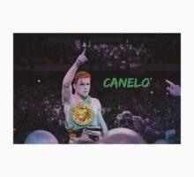 Canelo Saul Alvarez boxer (T-shirt, Phone Case & more) One Piece - Long Sleeve