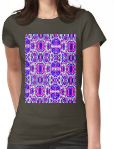 DESIGN 747 Womens Fitted T-Shirt