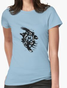 :: Tribal Fur :: Womens Fitted T-Shirt