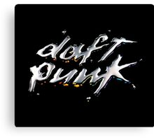 Daft Punk - Discovery Canvas Print