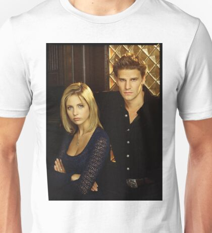 buffy and angel Unisex T-Shirt