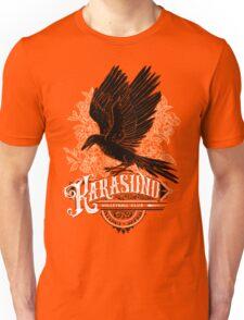 Haikyuu Team Types: Karasuno Orange Unisex T-Shirt