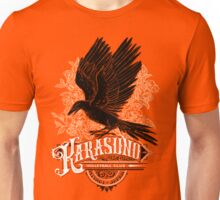 Haikyuu Team Types: Karasuno Orange Unisex T-Shirt