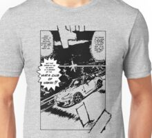 Miata Club of Hawaii Initial D NB Drift Print Unisex T-Shirt
