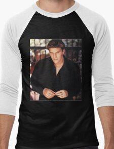 Angel smile Men's Baseball ¾ T-Shirt