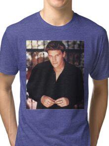 Angel smile Tri-blend T-Shirt