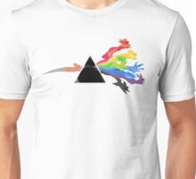 The 7 Eevee's evolutions Unisex T-Shirt