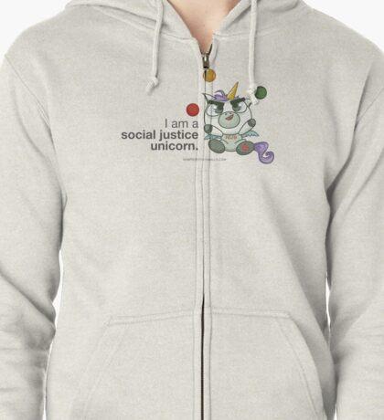 I AM A SOCIAL JUSTICE UNICORN T-Shirt
