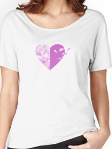 Love is fragile Women's Relaxed Fit T-Shirt