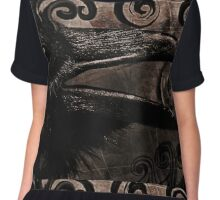 Keeper of The Crow Series (The Watcher) Chiffon Top